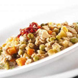 Proteine vegetali e verdure