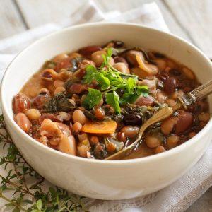 Legumi per le tue zuppe